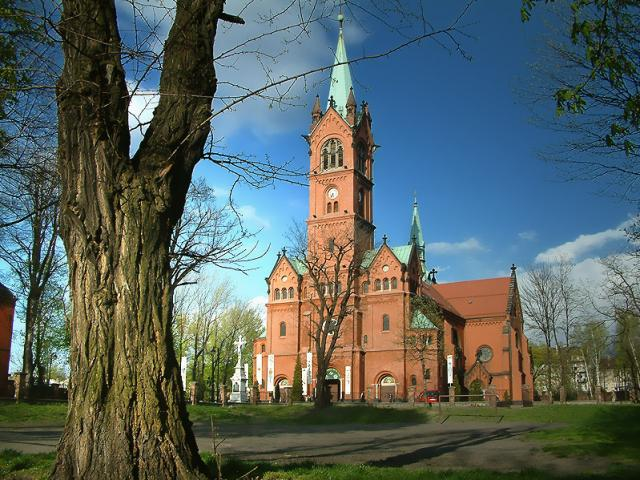 Parafia Centrum Południe - Kościół pw. św. Anny