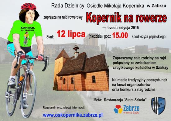 Kopernik na rowerze