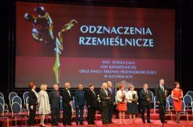 XXIII Wielka Gala Izby Rzemieślniczej oraz Małej i Średniej Przedsiębiorczości w Katowicach