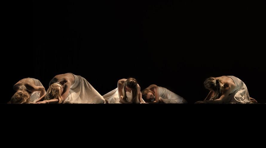 Taniec na Poziomie - warsztaty taneczne w Kopalni Guido