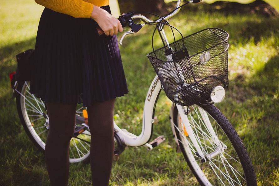 """Rajd rodzinny """"Kopernik na rowerze"""""""