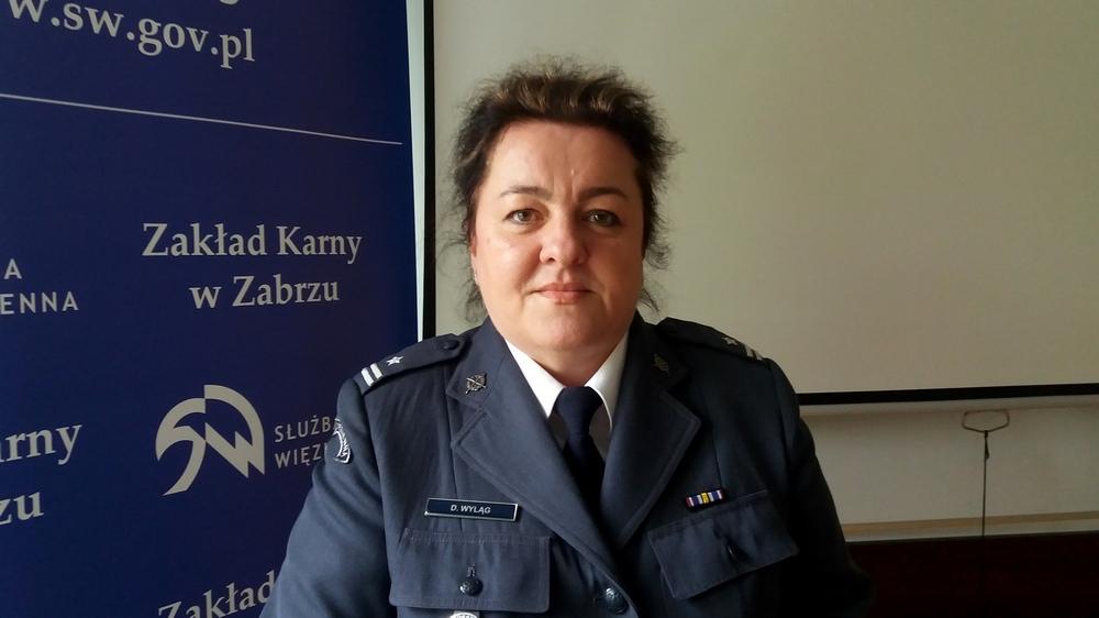 """""""Skazany to jest nadal człowiek"""" - Dorota Wyląg, dyrektor Zakładu Karnego w Zabrzu"""