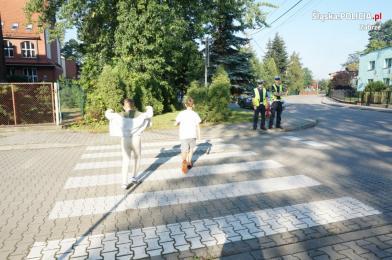 Policyjny apel skierowany nie tylko do pieszych