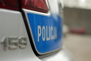 Policja szuka świadków zdarzenia drogowego