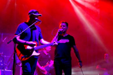 Sztywny Pal Azji zagrał koncert w ramach cyklu Muzyczne Lato