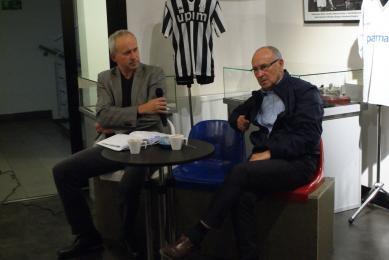Spotkanie z legendą zabrzańskiej piłki nożnej - Janem Kowalskim