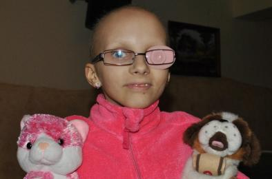 Pomóżmy Madzi pokonać raka mózgu!