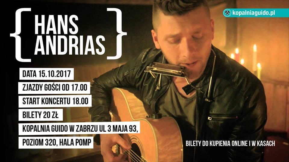 Kolejny koncert w Kopalni Guido