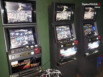 Zabezpieczyli kolejne automaty do nielegalnych gier hazardowych