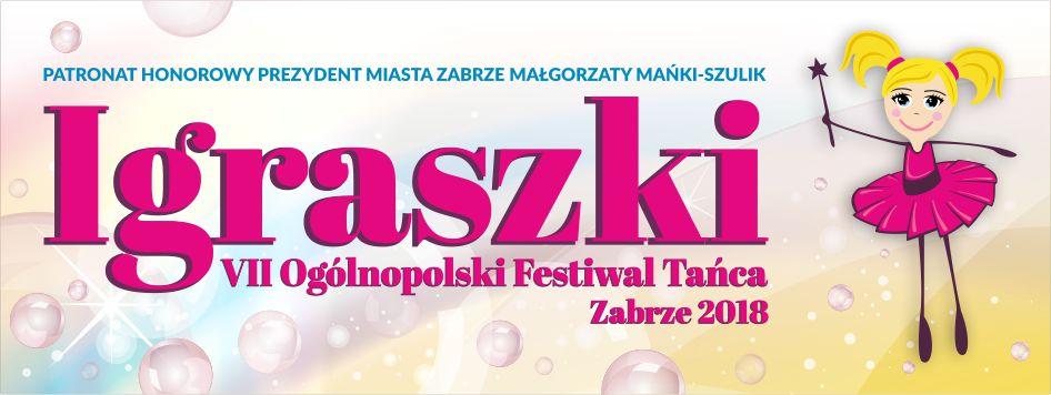 Przed nami VII Ogólnopolski Festiwal Tańca Igraszki - Zabrze