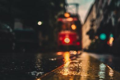 Uwaga! Przerwa w kursowaniu tramwajów