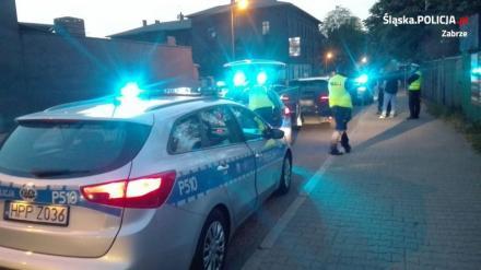 Kierujący porsche zatrzymany po policyjnym poscigu