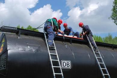 DB Cargo Polska w trosce o bezpieczeństwo