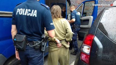 Areszt dla podejrzanej o zabójstwo
