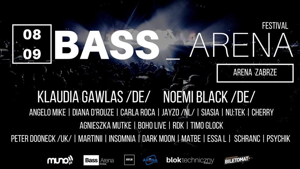 Nadchodzi Bass Arena!