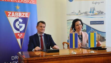 Rydułtowy i Piekary Śląskie będą współpracować z Górnikiem