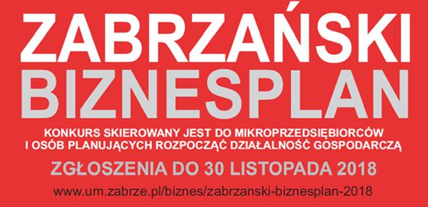"""""""Zabrzański Biznesplan 2018"""""""