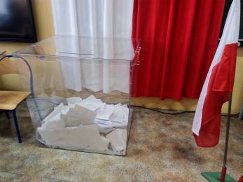 Frekwencja wyborcza na godzinę 17:00 (komunikaty prasowe)