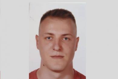 Zaginął 24-letni Szymon Klaczak