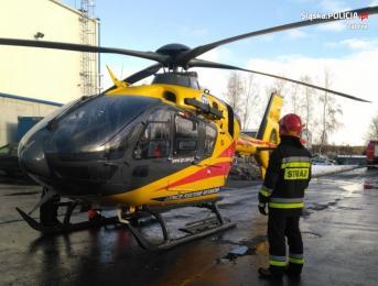Śmiertelny wypadek na budowie. Policja ustala okoliczności śmierci 43 - latka