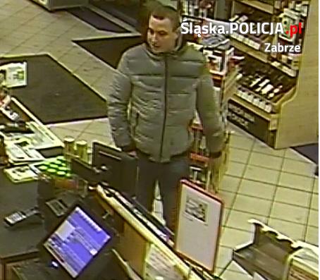 Ukradli dwa portfele w Zabrzu. Rozpoznajesz ich?