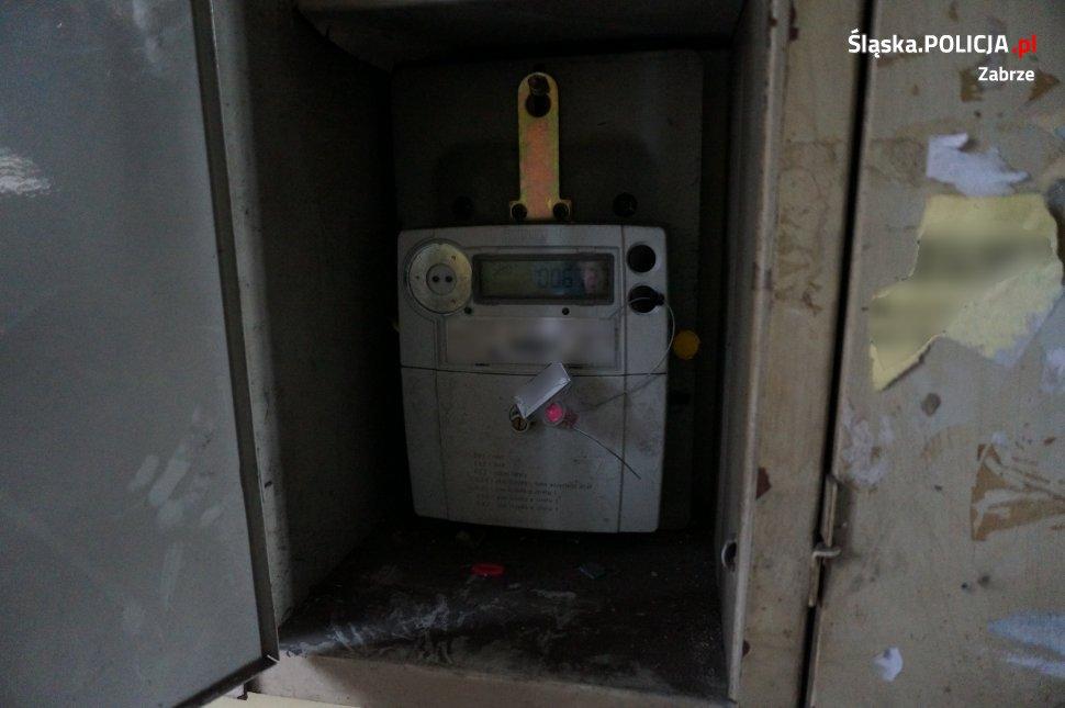 W Zaborzu i Rokitnicy kradli prąd