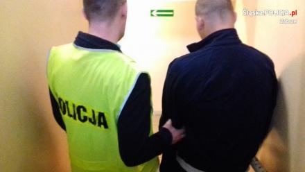 Zabrze: Dwóch mężczyzn zatrzymanych za kradzież rozbójniczą. Zostali objęci dozorem
