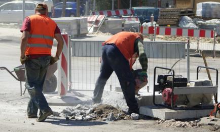 Zabrze: ruszył drugi etap przebudowy ulicy Piłsudskiego. Kolejne utrudnienia w ruchu