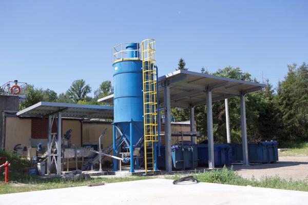 Zabrze: Przebudowa oczyszczalni ścieków w Mikulczycach na finiszu