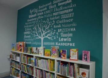 Biblioteka w Kończycach ma nową siedzibę