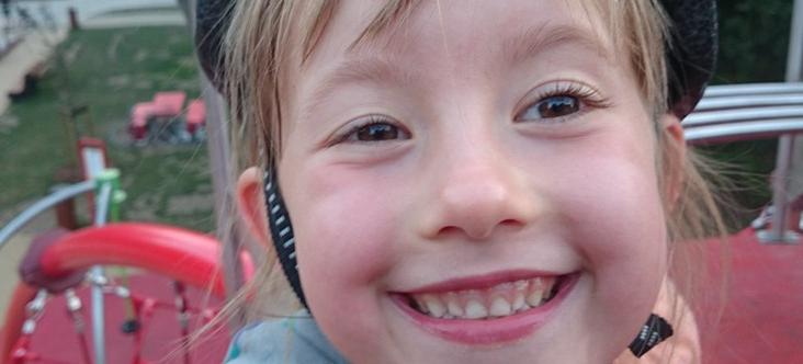 6-letnia Marysia z Zabrza walczy z guzem mózgu...Potrzebna pomoc!
