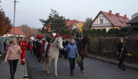Obchody Dnia św. Marcina w Rokitnicy