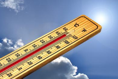 IMGW ostrzega przed upałami! Temperatura przekroczy 30 stopni!
