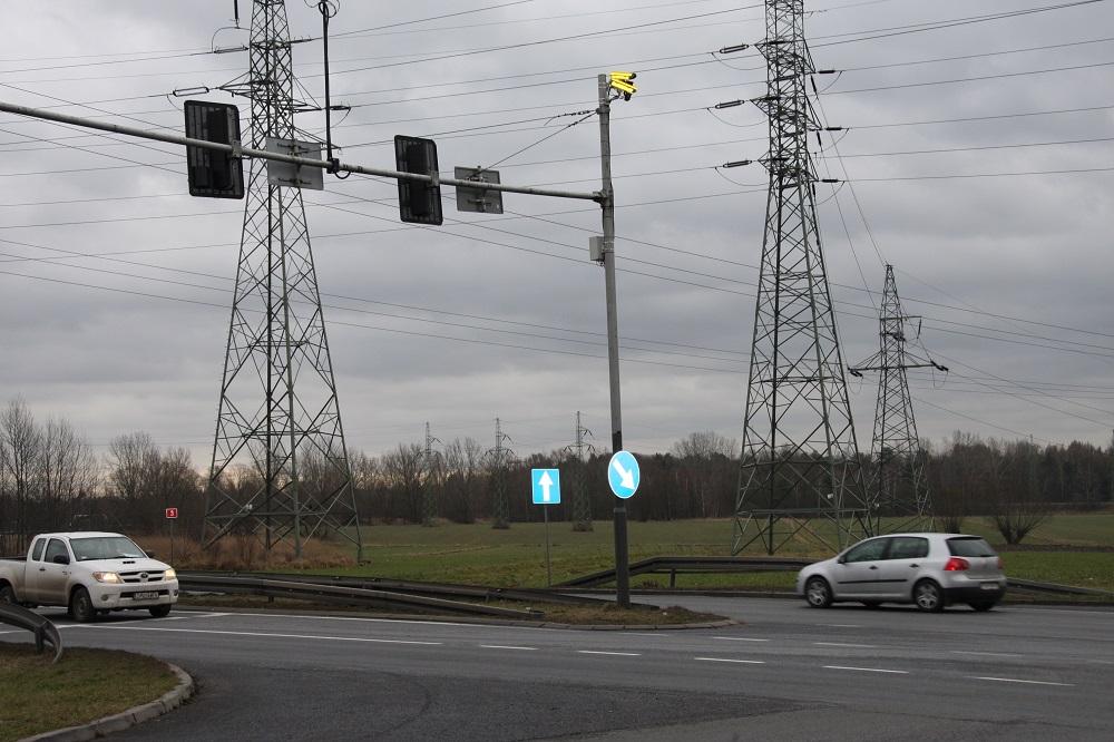 ITD zamontuje w Zabrzu kamery rejestrujące przejazd na czerwonym świetle