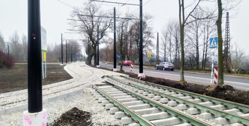Zmiany w komunikacji tramwajowej w Biskupicach