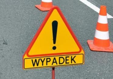 Wypadek na DK 88 w Zabrzu! Pas w kierunku Bytomia został zablokowany