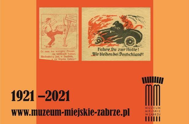Propaganda Plebiscytowa w zbiorach Muzeum Miejskiego w Zabrzu