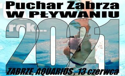 Puchar Zabrza w Pływaniu 2021 – trwają zapisy!