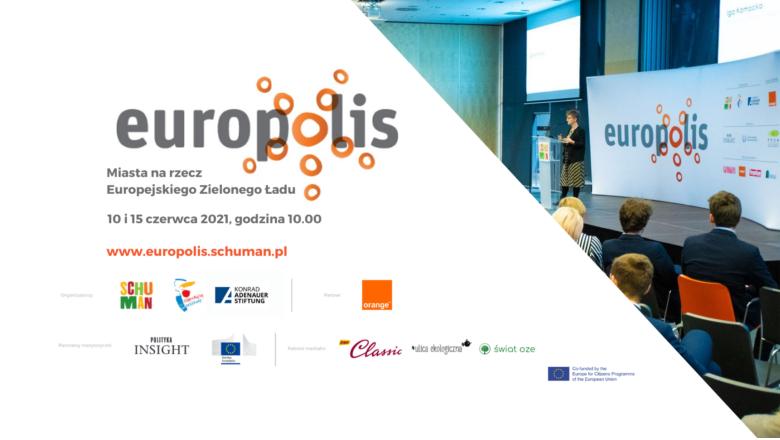 Europolis. Miasta na rzecz Europejskiego Zielonego Ładu