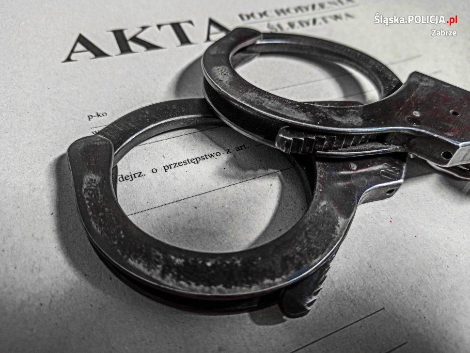 Zatrzymano włamywacza na działki z Zaborza. Grozi mu nawet 10 lat więzienia
