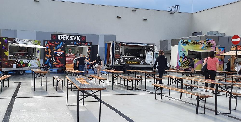 Trwa Zlot Food Trucków w Zabrzu. Zobacz fotorelację!