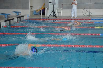 Zawody Pływackie o Puchar Zabrza 2021