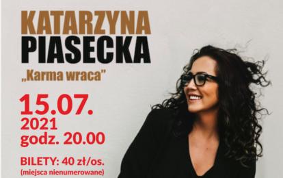 Katarzyna Piasecka wystąpi w Zabrzu!