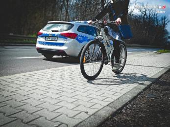 """Policja podsumowała akcję """"Rower"""". Aż 7 nietrzeźwych rowerzystów!"""