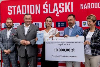 Dofinansowanie dla klubów i stowarzyszeń sportowych z Zabrza!