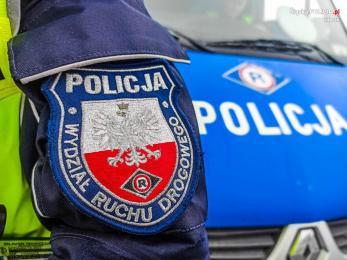 Pościg ulicami Makoszów. Motorowerzysta i jego dwóch pasażerów byli pijani