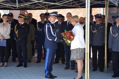 Wojewódzkie obchody Święta Policji w Strefie Carnall Sztolni Królowa Luiza