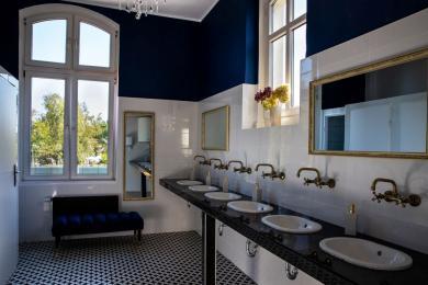 Luksusowa toaleta w III LO robi wrażenie w całej Polsce