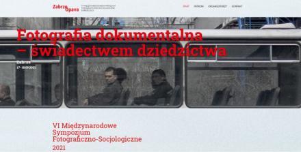VI Międzynarodowe Sympozjum Fotograficzno-Socjologicznego