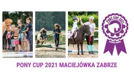 """Zawody jeździeckie dla dzieci """"Pony Cup"""" 2021 już w sobotę"""